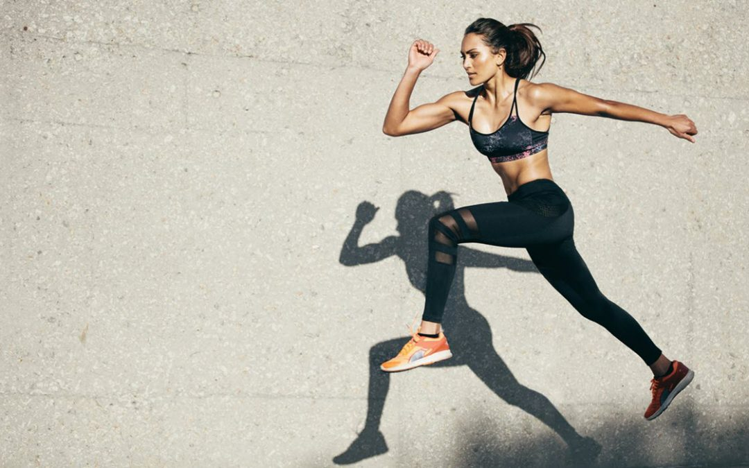 EXERCISE: COMBAT ANXIETY, THE BLUES AND SHARPEN YOUR COGNITION